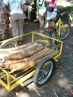 Malimba Bike & Trailer