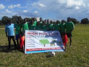 Mfuwe United FC Final match (2)