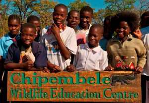 Chipembele Students