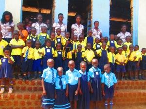 ABATO schoolchildren